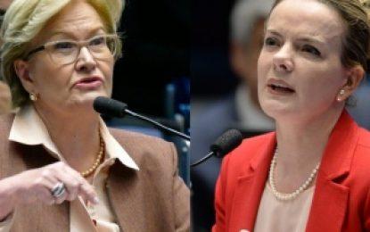 Senadora entra para o folclore da política brasileira