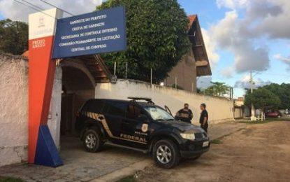 PF prende prefeito, cinco vereadores e afasta 85 servidores na Paraíba