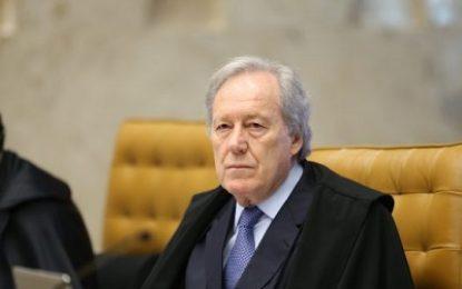 Ministro Lewandowski barra dissolução do MDB de Pernambuco
