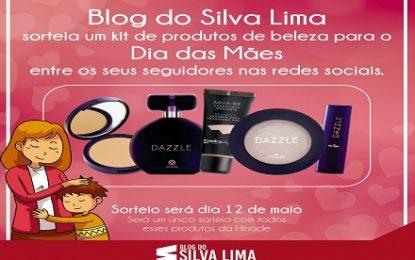 Blog do Silva Lima, realiza sorteio de um Kit de beleza no dias das mães