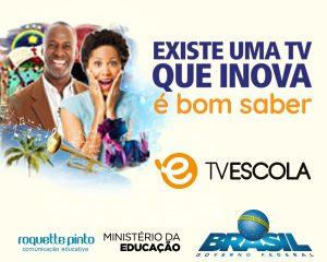 Tv Escola: Existe uma TV que Inova, é bom saber