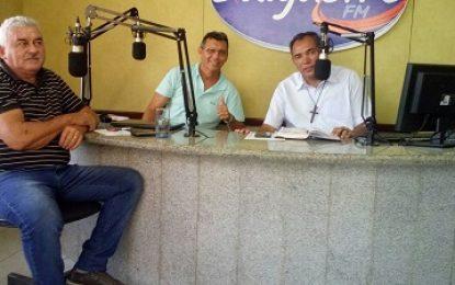 Salgueiro: Veja como foi a entrevista do vereador Auremar Carvalho ao Programa Polícia em Foco, nesta 6ª feira (08)