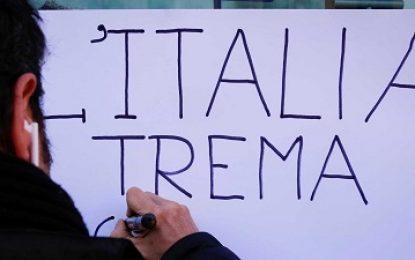 Terremoto de magnitude 4,7 provoca danos e pânico na Itália