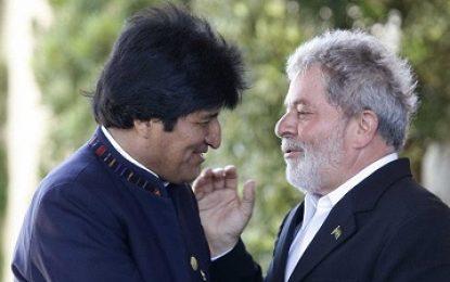 Líderes de Bolívia, Venezuela, Cuba e Argentina se solidarizam a Lula
