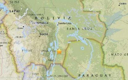 Terremoto de 6.8 atinge a Bolívia e é sentido no Brasil