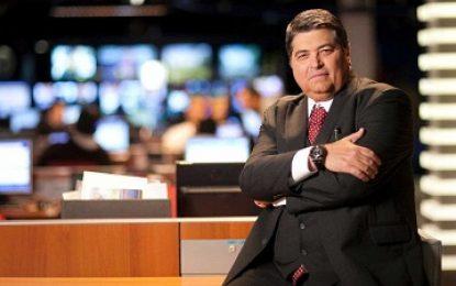 Datena confirma estreia de programa e anuncia entrevista com Bolsonaro