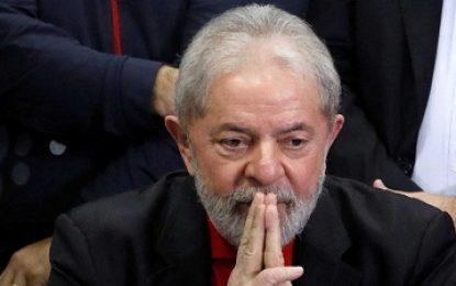 STJ envia recurso de Lula ao Supremo