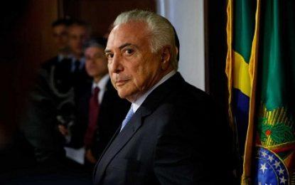 Ordem de prisão de Lula surpreende Planalto