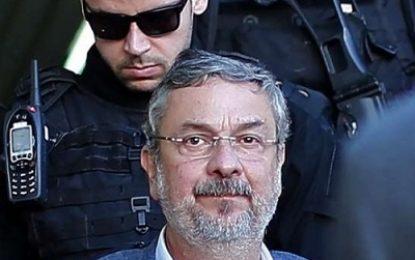STF decide manter prisão do ex-ministro Antonio Palocci