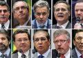 Lava Jato no STF: 19 políticos réus e 20 denunciados