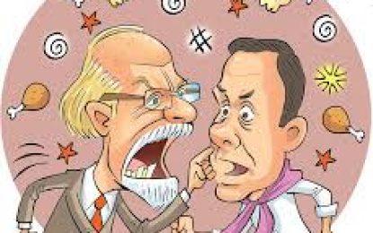 PSDB é um partido de amigos formado 100% por inimigos.