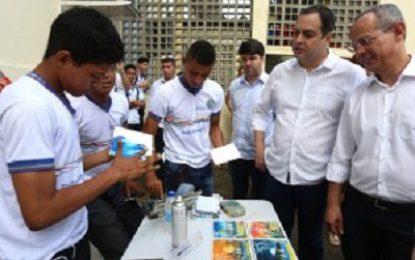 Caravana da Educação movimenta comunidade escolar em Jaboatão dos Guararapes