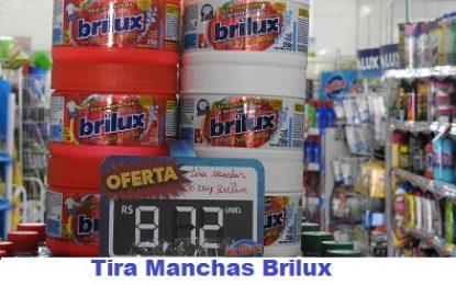 Maniçobal: Tira Manchas Brilux – R$ 8,72 Ud