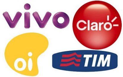 Câmara convoca presidentes da Vivo, TIM, Oi e Claro
