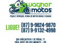 Belmonte: Peças e serviços para sua moto, é em Wagner Motos
