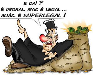 Juízes do RN vão receber retroativo a 1996 – Blog do Silva Lima