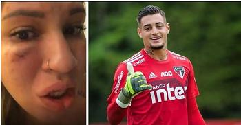 Resultado de imagem para fim da linha São Paulo decide rescindir com Jean, preso nos EUA por agressão à esposa